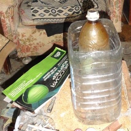Как сделать бульбик из бутылки 635