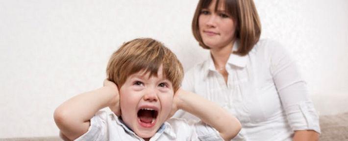 ребенок не слушается взрослого